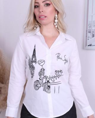 Camisa Paris