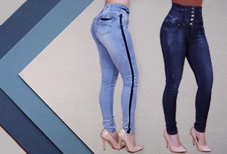 Jeans Pusj Up